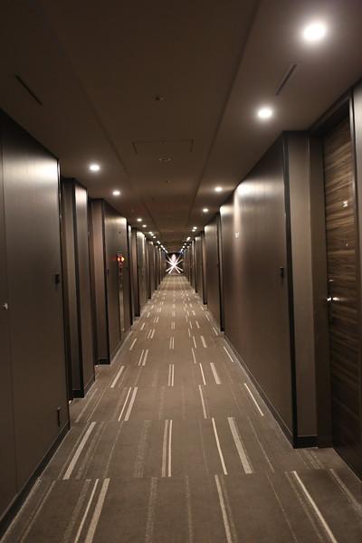 The Royal Park Hotel Tokyo Haneda, Monday evening, October 21st, 2019