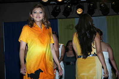 BigWater Design Fashion Show_Bonnie Woodie
