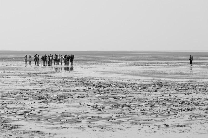 La traversée de la baie (Crossing the bay)