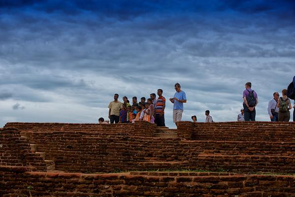 Lion Rock (Sigiriya Rock Fortress)