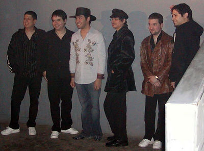 La Mafia at theFiesta Ballroom, Lubbock, TX  01-21--2006