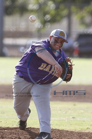 Damien Intermediate Baseball - SF 3-25-14
