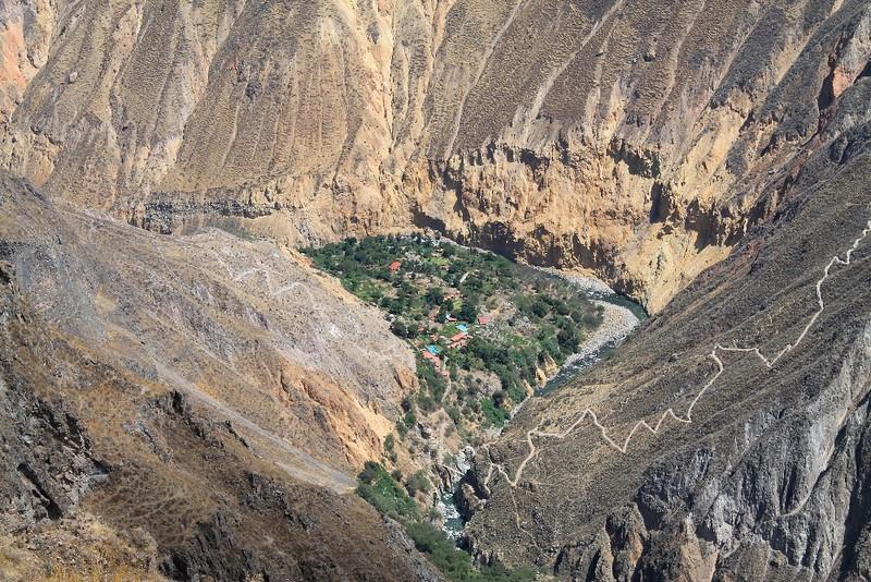 South America Adventure Colca Canyon Peru