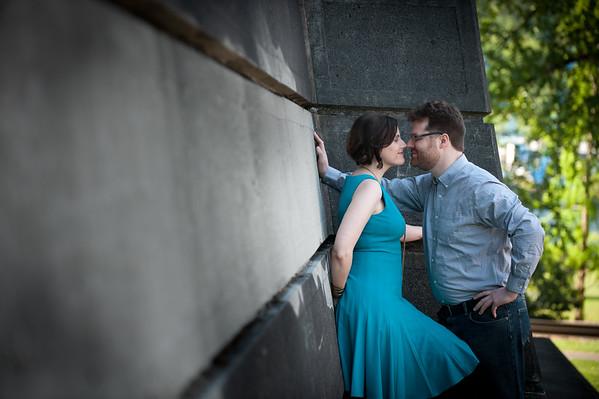 Megan & Tyler Engagement, Oct. 24, 2015