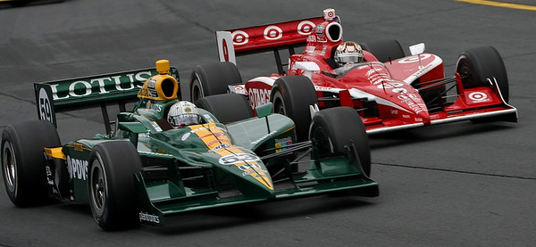 NHMS IZOD INDY CAR SERIES