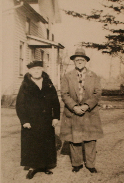 John and Louisa Stein
