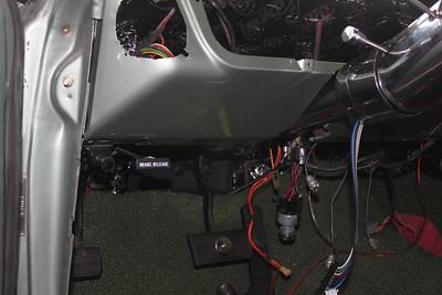 Installing Vintage Air evaporator unit