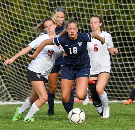 Girls Soccer: Schuylkill Valley vs Wyomissing Area