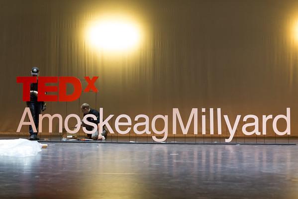TedX Amoskeag Millyard