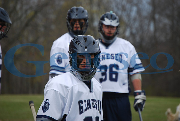 Men's Lacrosse - Faculty Recognition Day 04/14