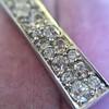 1.78ctw Diamond Mosaic Plaque Pendant, White Gold 5