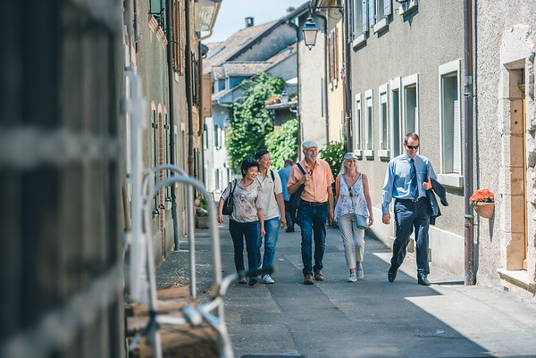 Insight Vacations - Switzerland May 2017 Day 1