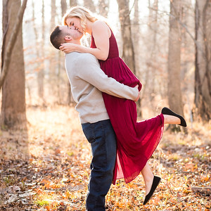 Jess & Max's Engagement Portraits
