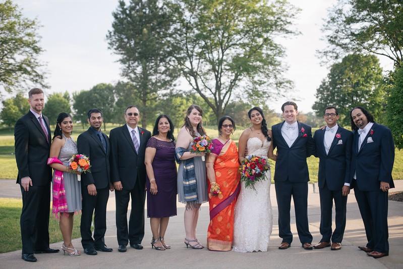 LeCapeWeddings Chicago Photographer - Renu and Ryan - Hilton Oakbrook Hills Indian Wedding -  881.jpg