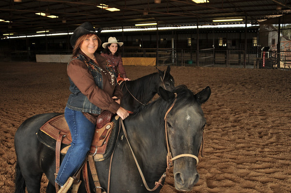 Cowgirl Roundup