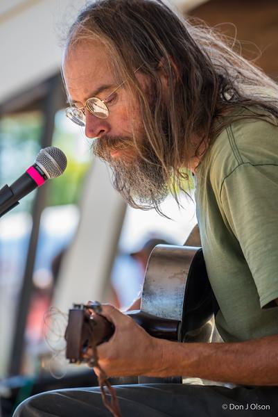 Charlie Parr-Rock Bend Folk Festival 25, St. Peter MN.