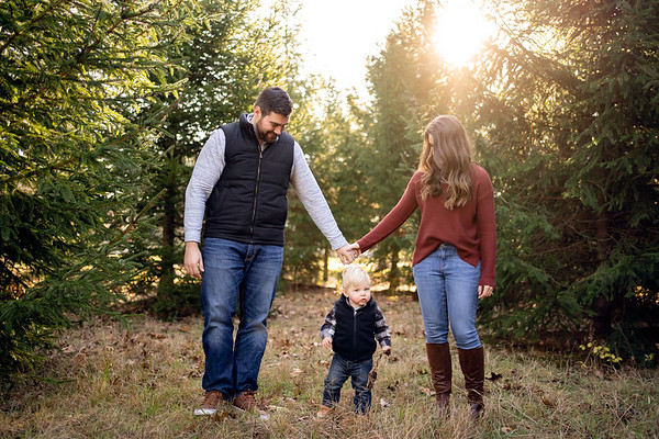 Haider Family - Winter Mini 2020