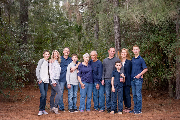 Brown Family Dec 2019