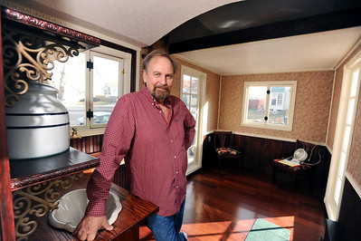 Bill Young's Transportable House