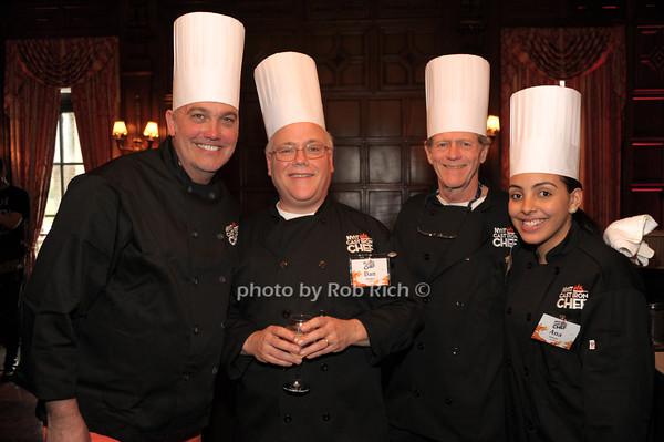 Michael Scarpa-Burnett, Dan Quigley, Allen Fairbairn, Ana Garcia  photo by Rob Rich/SocietyAllure.com © 2014 robwayne1@aol.com 516-676-3939