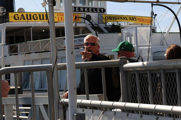 Neil Regan's Retirement Cruise