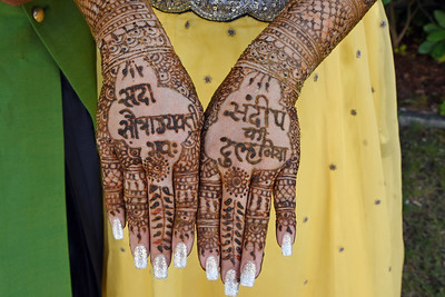 Nikita Sandeep Wedding Ceremonies