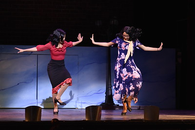 All City Musical '42nd Street' Full Dress, Ohio Theatre 4-22-2019