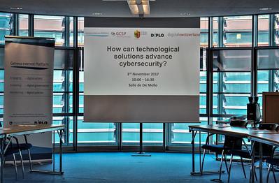Geneva Digital Talks on Technology