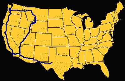 2007 RV Travels