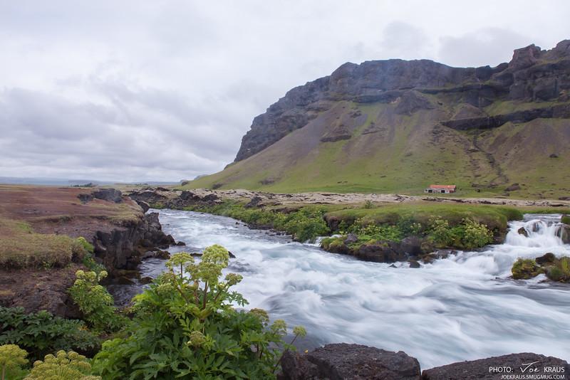 Iceland Rapids