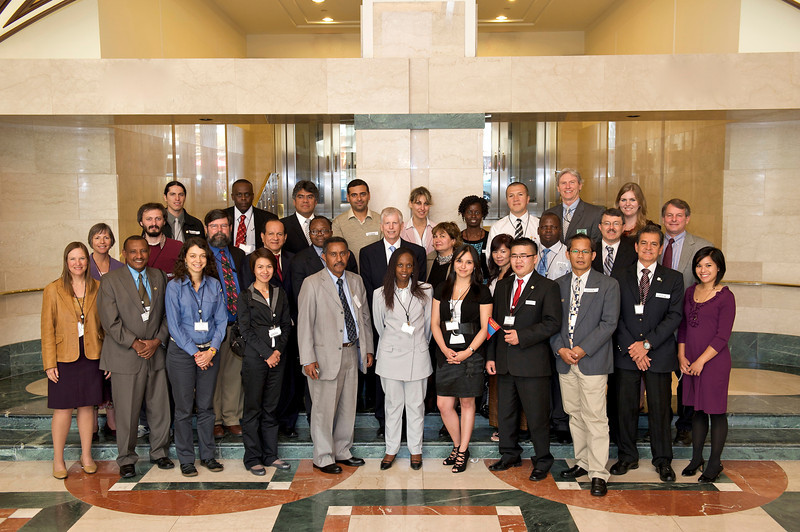 DOA  group photograph. Frankin Courts Bldg. Washington, DC. May 2011..jpg