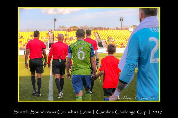 CCC | Seattle vs Columbus Crew | 2-25-17