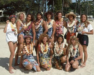 Outrigger Canoe Club 1992