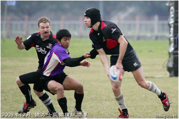建中校友 VS 台北猴王(CKOB vs Taipei Baboons)