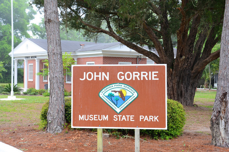 John Gorrie Museum State Park. Who knew?  That in Apalachicola a young physician named John Gorrie decided during an outbreak of yellow fever that his patients felt better if they weren't so hot, so he found a way to cool his patients. He invented a machine to make ice and received a U.S. Patent for mechanical refrigeration in 1851.
