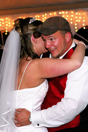 Kelly and Luke Wedding