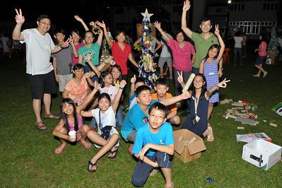 Morning Star Christmas Celebration 2012