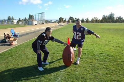Flag Football - Turkey Bowls, PreSuperBowl Bowl, Cisco Corporate Leagues