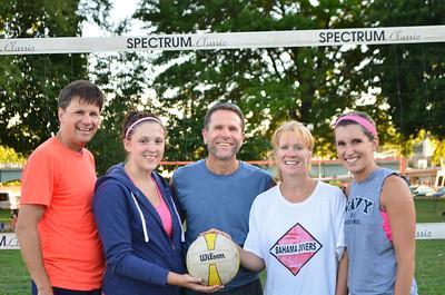 OCD Volleyball Reverse 4's - Team EZPASS
