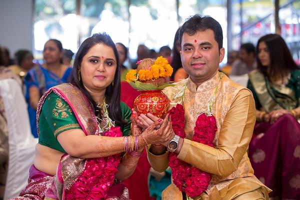 Aditya's Manglik Vidhi