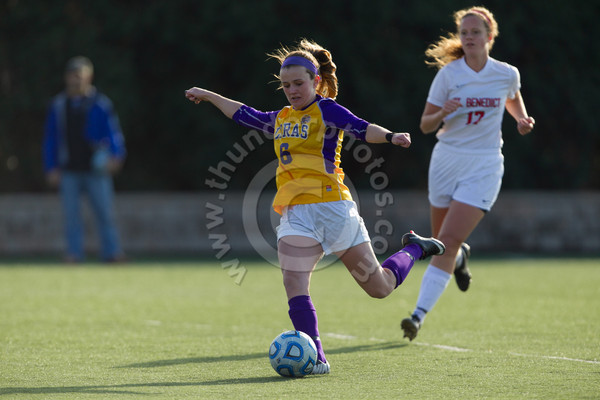 Women's Soccer NCAA Playoffs: Loras vs College of St Benedict