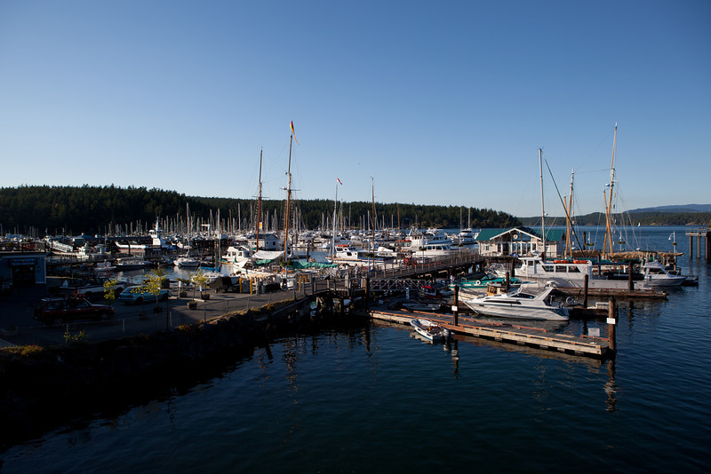 Friday Harbor.