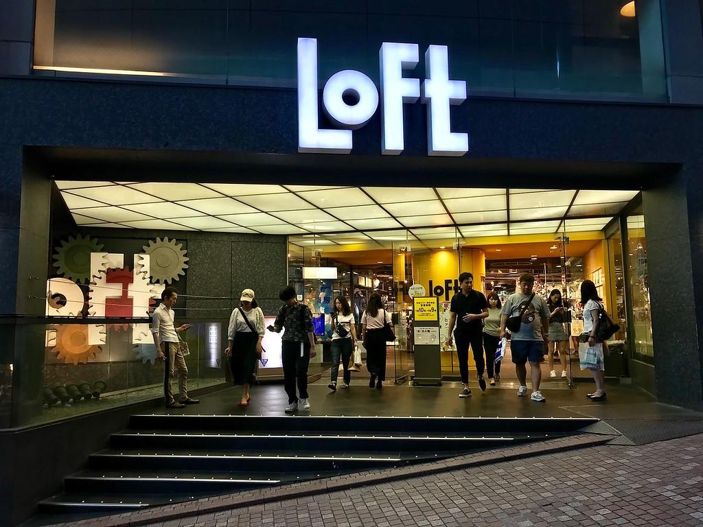 Shibuya Loft