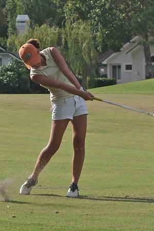 Nease Girls Golf vs Bartram Trail 9-16-08