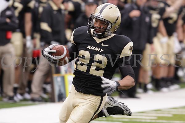 Army vs Tulane F 2011