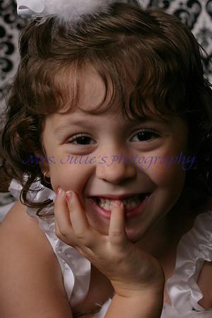 Ariella is 5
