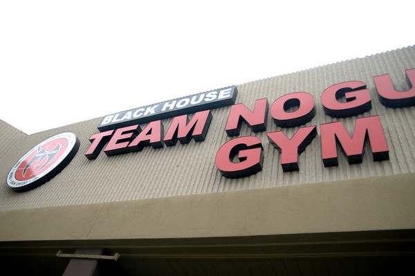 Black House Team Nogueira Grand Opening