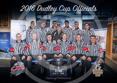 Dudley Tournament Reff's/Officials.
