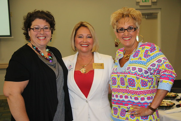 ST. CLOUD CHAMBERLADIES AND FRIENDS LUNCHEON AUG 2015