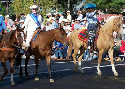 Pendleton Roundup Parade 2010-Westward Ho Part 2